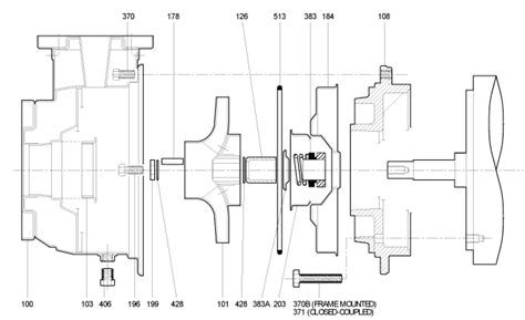 goulds jet diagram goulds parts diagram images