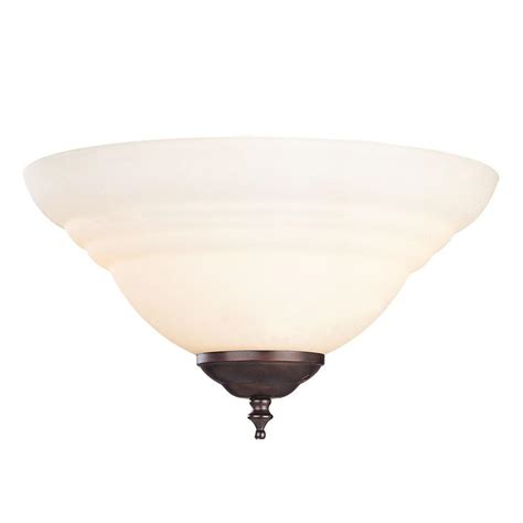 12 in bowl ceiling fan light kit 28640 the