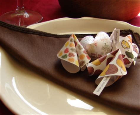 Fortune Cookies With A Twist by Thanksgiving Fortune Cookie Printable Family Crafts