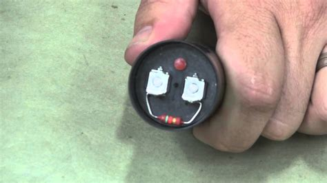 do motor start capacitors a polarity replacing a motor start capacitor how to by temco