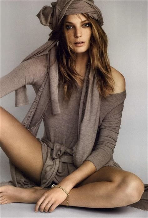 does daria werbowy has long layers in her haircut 83 best daria werbowy images on pinterest daria werbowy