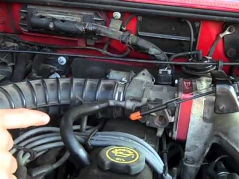check ac vacuum leaks  ford ranger ac  blows