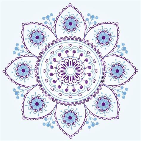 imagenes de flores hindu hindu floral adorno baixar vetores gr 225 tis