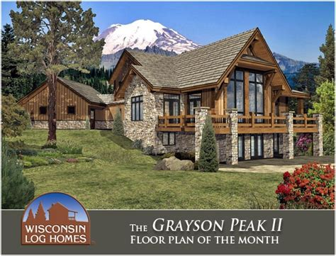 luxury log cabin homes luxury log cabin home wish list pinterest