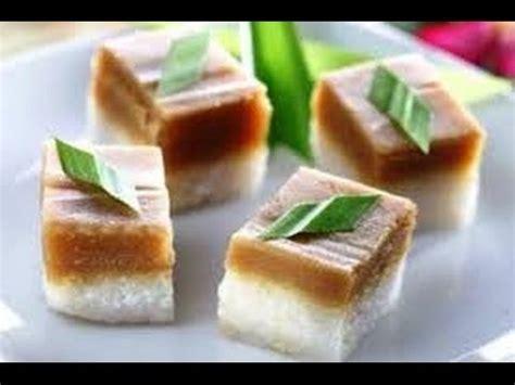 youtube membuat wajik resep dan cara membuat kue sarikaya gula merah manis sa