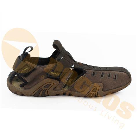 Produk Terbaru Sandal Gunung Boogie jual sepatu sandal gunung geox respira brown outdoor sport hiking travel toko doglos