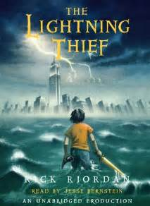 percy jackson and the lighting thief the lightning thief book quotes quotesgram
