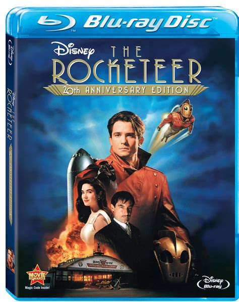 blu film www come the rocketeer 1991 review blu ray review image gallery