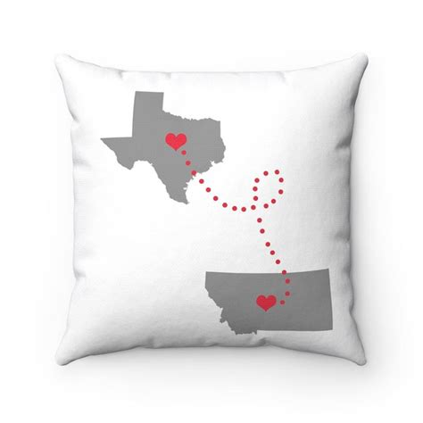 Pillows For Distance by 25 Best Ideas About Distance Pillow On