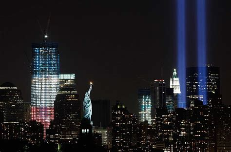The World Observes The 10 Year Anniversary Of Sept 11 Lights Exchange