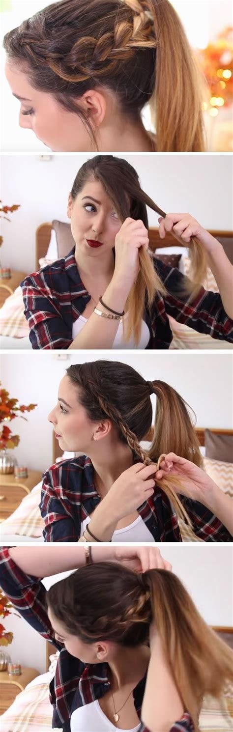 heatless hairstyles for school pinterest the 25 best heatless hair ideas on pinterest heatless
