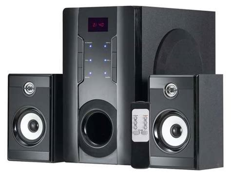 home theater  system  rs  piece digital home