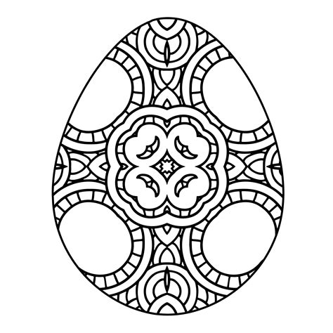 easter coloring pages for adults coloring home