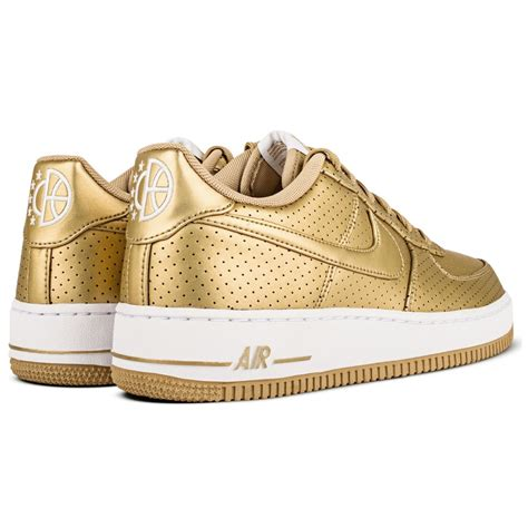 gold sneakers for nike air 1 one lv8 gold edition shoes s