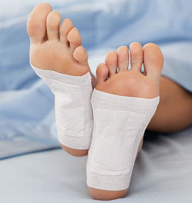 Reset Detox Foot Pads by Heaven Can Wait September 2012