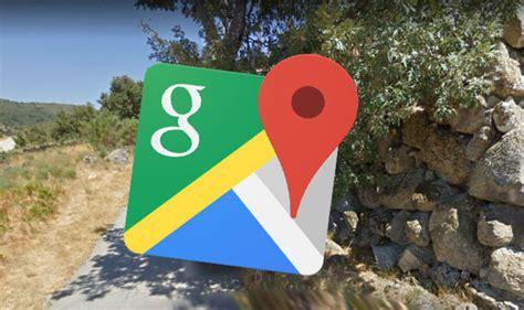 imagenes extrañas de google street google maps street view captures embarrassing photo of