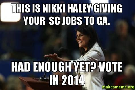nikki haley nikki haley nikki haley leader mitch mcconnell
