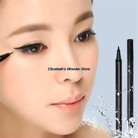 Eyeliner Make by 1 Pc Caneta Delineador L 237 Quido Make Up L 225 Pis Delineador