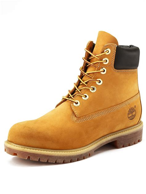 timberland boots for timberland mens 6 inch premium boots in beige for