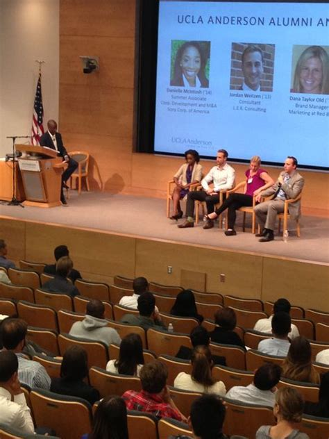 Mba Ucla Evening by November Mba Admissions Events Recap Upcoming Events