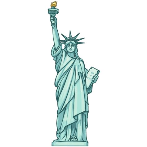film vrijheidsbeeld emoji statue of liberty png transparent images png all