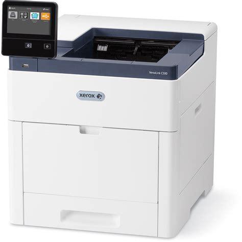 Mesin Xerox C 1000 xerox versalink c500 dn color laser printer c500 dn b h photo