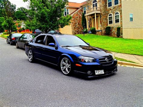 stanced 2007 nissan maxima post your stanced hellaflush slammed maxima here