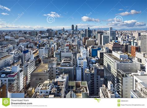 imagenes de nagoya japon nagoya japan cityscape stock image image 38026401