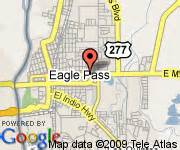 map of eagle pass camino real hotel eagle pass eagle pass deals see hotel
