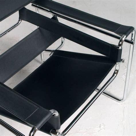 wassily chair gavina original 1970s original gavina wassily chair by marcel breuer in