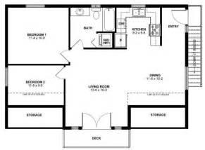 traditional 2 beds 1 baths 880 sq ft plan 126 161 main floor plan