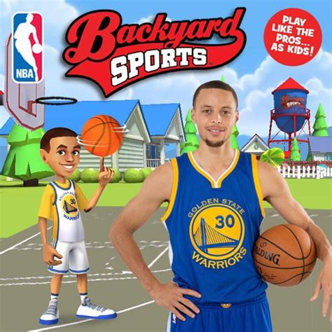 backyard sports baseball day 6 sports group teams with nba to re launch backyard