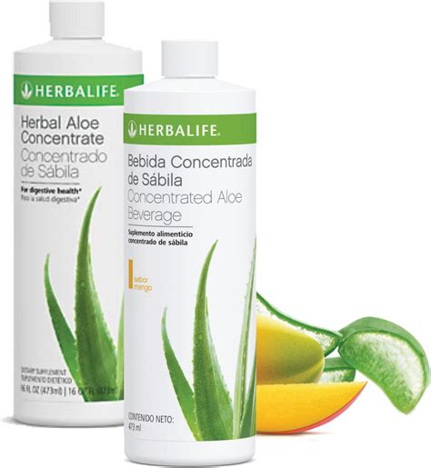 herbalife estilo de vida herbal aloe