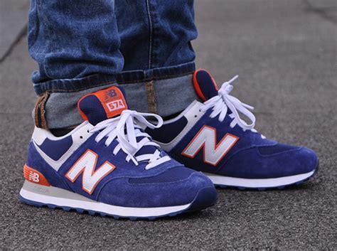 New Balance 574 Navy Not Adidas Nike Asics Vans Converse Macbeth new balance 574 2014 preview sneakernews
