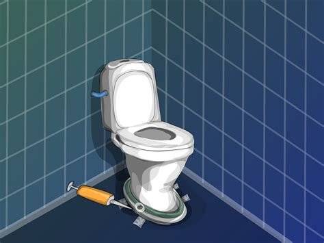 Replacing A Toilet 4 Ways To Replace A Toilet Wikihow