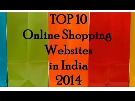 Best Distance Mba Programs 2014 In India by Top 10 Shopping Websites In India 2014