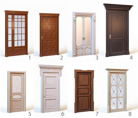 porte 3d classic doors 3d max