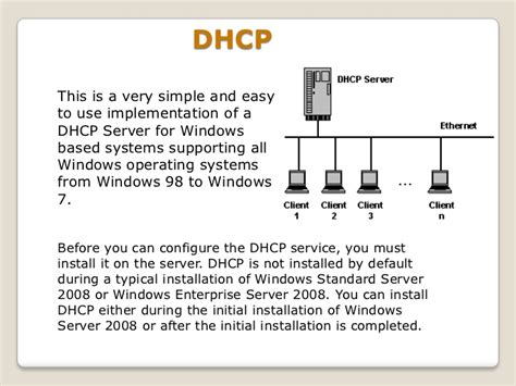 how to install and configure dhcp server in ubuntu server dhcp dns and proxy server 1