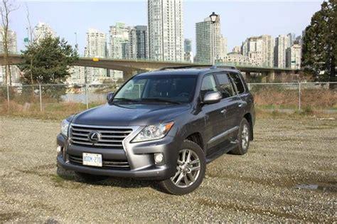 lexus lx 570 fuel economy test drive 2013 lexus lx570 autos ca