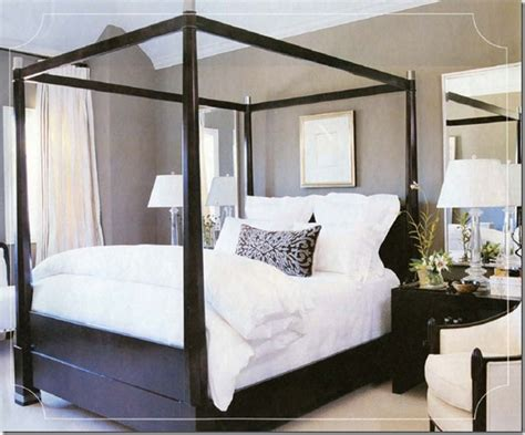 black canopy beds black canopy bed transitional bedroom