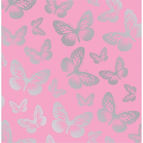 Bedroom Decorating Ideas For Teenage Girls butterfly wallpaper for girls room wallpapersafari