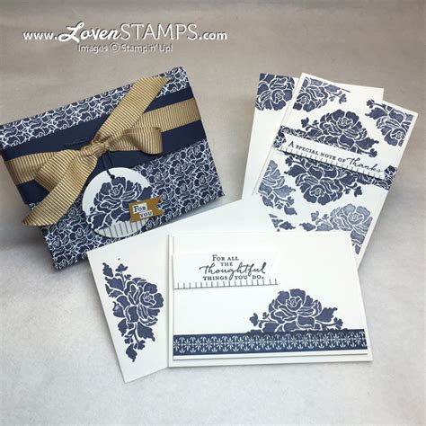tutorial carding mailer envelope punch board make your own card gift boxes