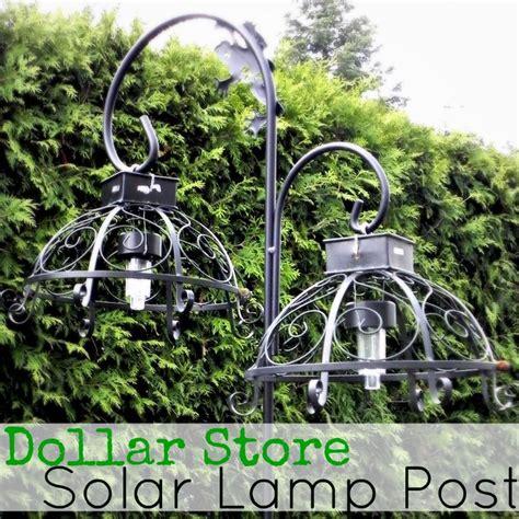dollar solar lights dollar store solar lights turned outdoor hanging ls