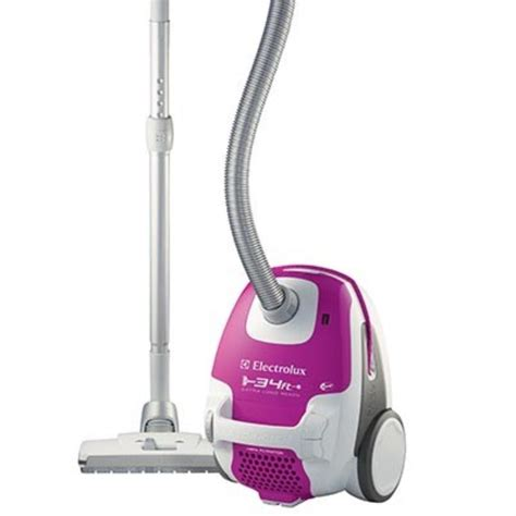 The Vacuum El4100a Electrolux Ergospace Hepa Canister Vacuum Cleaner