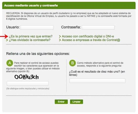 oficina virtual de empleo andaluz servicio andaluz de empleo oficina virtual de empleo c 243