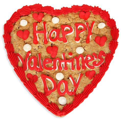 valentines cookie cakes s day cookie cake by gourmetgiftbaskets