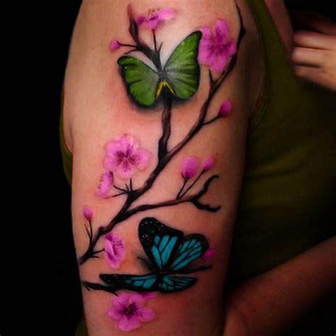 cherry blossom tattoo designs women full tattoo