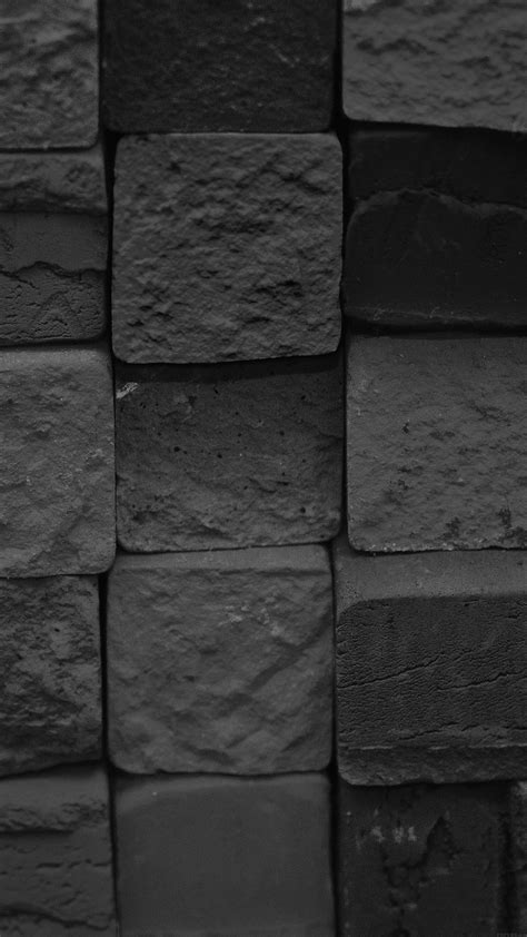 PAPERS.co | iPhone wallpaper | vh70-color-block-art-black