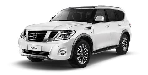 Nissan Safari 2019 by Nissan Patrol Refreshed For 2019 Wheels