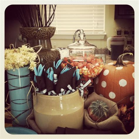fall themed baby shower project nursery - Fall Themed Baby Shower